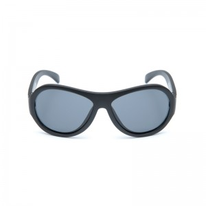 sunnies aviator night-time black