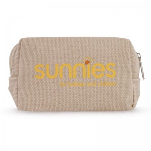 sunnies canvas bag sunglass case small